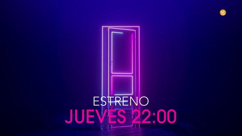 'Secret Story': ¡gran estreno el próximo jueves a las 22.00 horas en Telecinco!