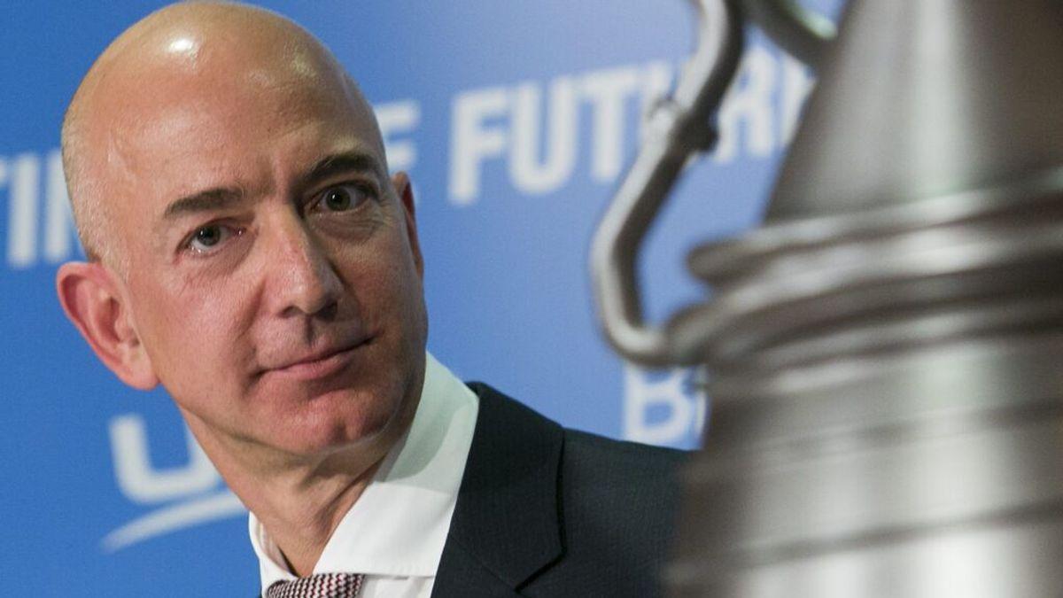 Jeff Bezos, fundador de Amazon
