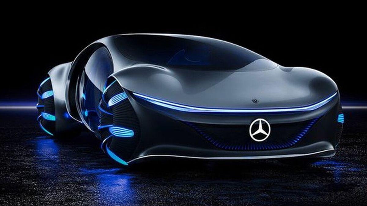 Mercedes-Benz inventa un coche sin volante y que lee la mente del conductor