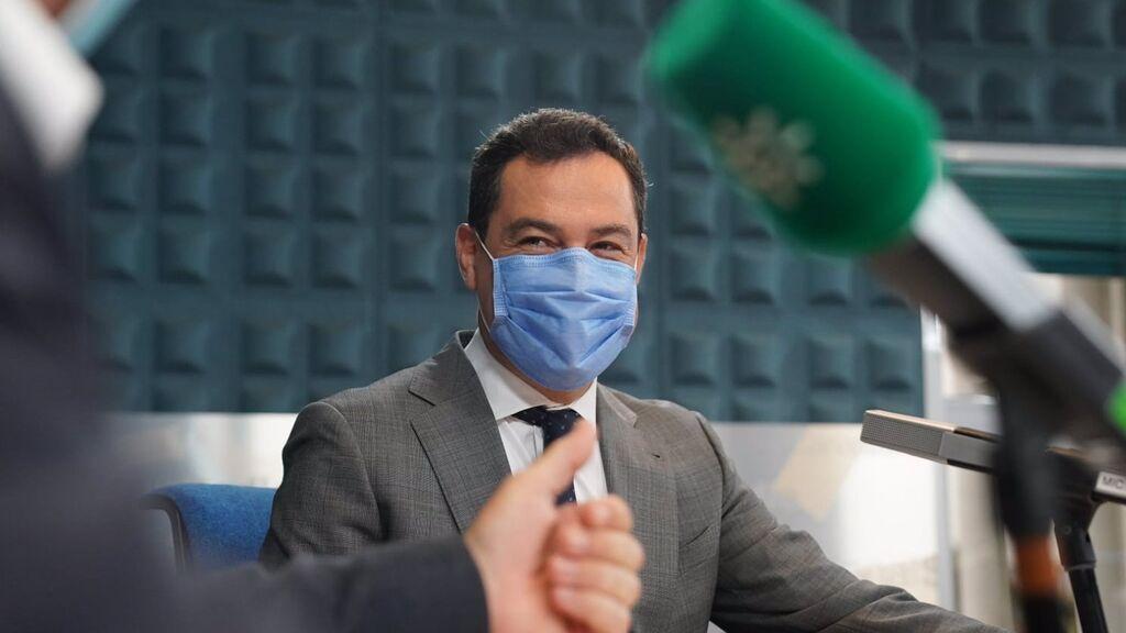 Andalucía pide a los profesores no vacunados que hagan otras tareas que no impliquen contacto con los niños