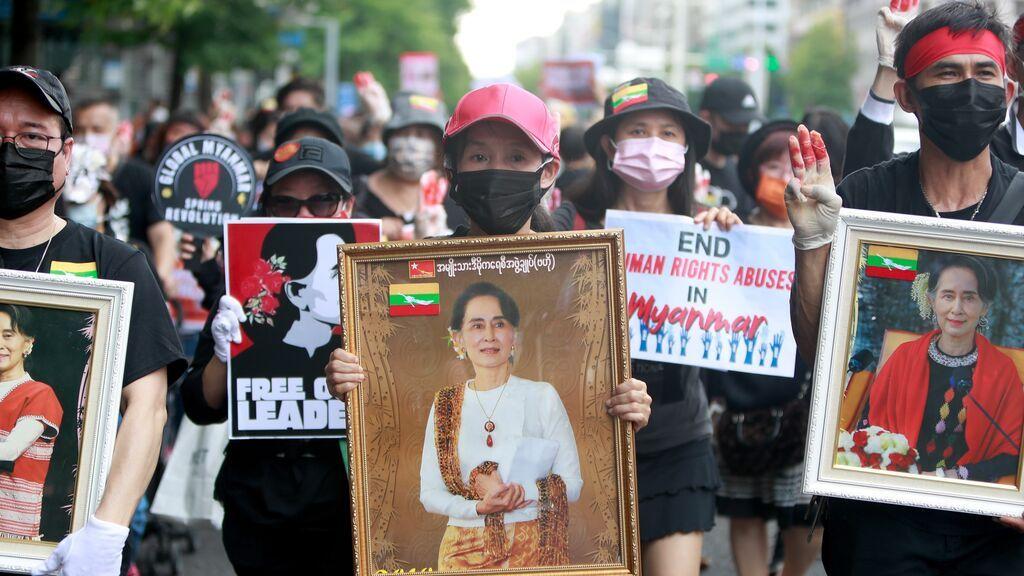 """El Gobierno de Unidad Nacional de Birmania declara una """"guerra defensiva popular"""" contra la junta militar"""