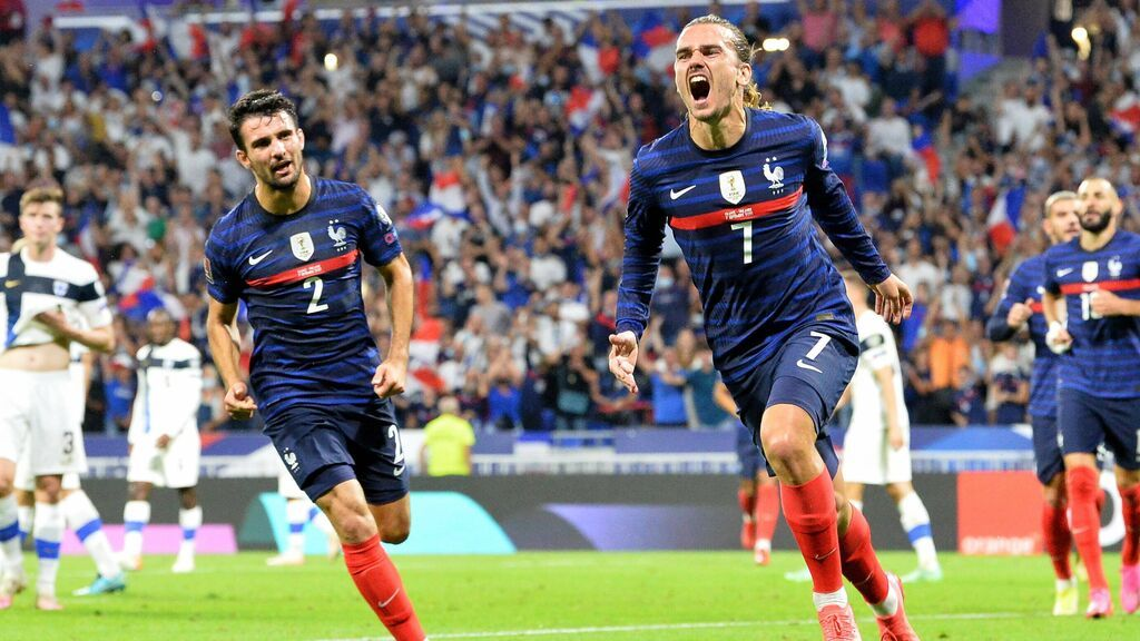 Francia - Finlandia: sigue el partido en directo