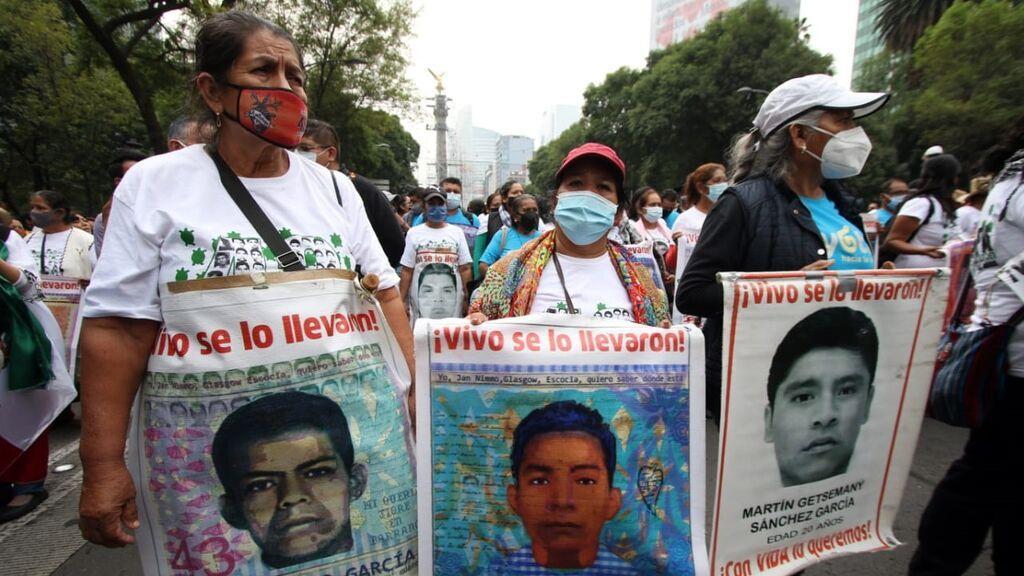 México detiene de nuevo a uno de los presuntos responsables de la desaparición de 43 estudiantes