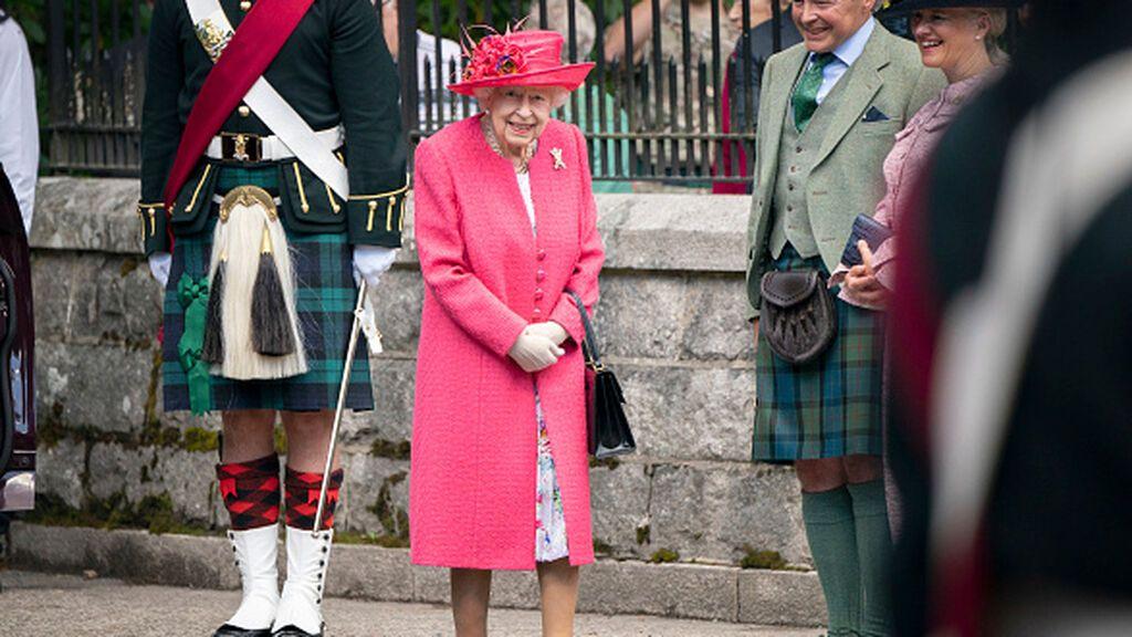Buckingham investiga la filtración del plan por la muerte de la reina