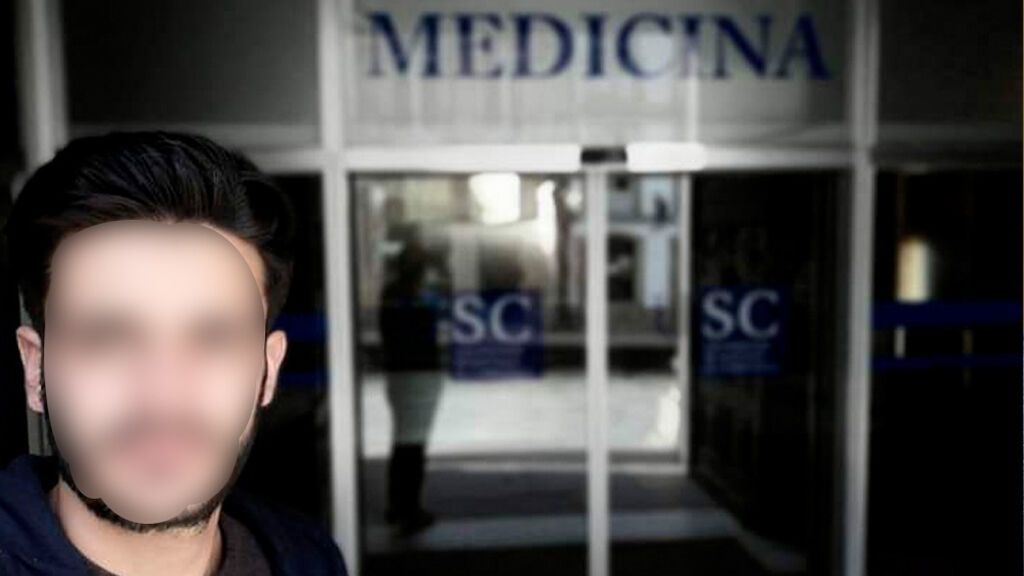 """El mensaje de socorro de Su, un afgano que estudió Medicina en Santiago: """"Por favor, sáquenme de aquí"""""""