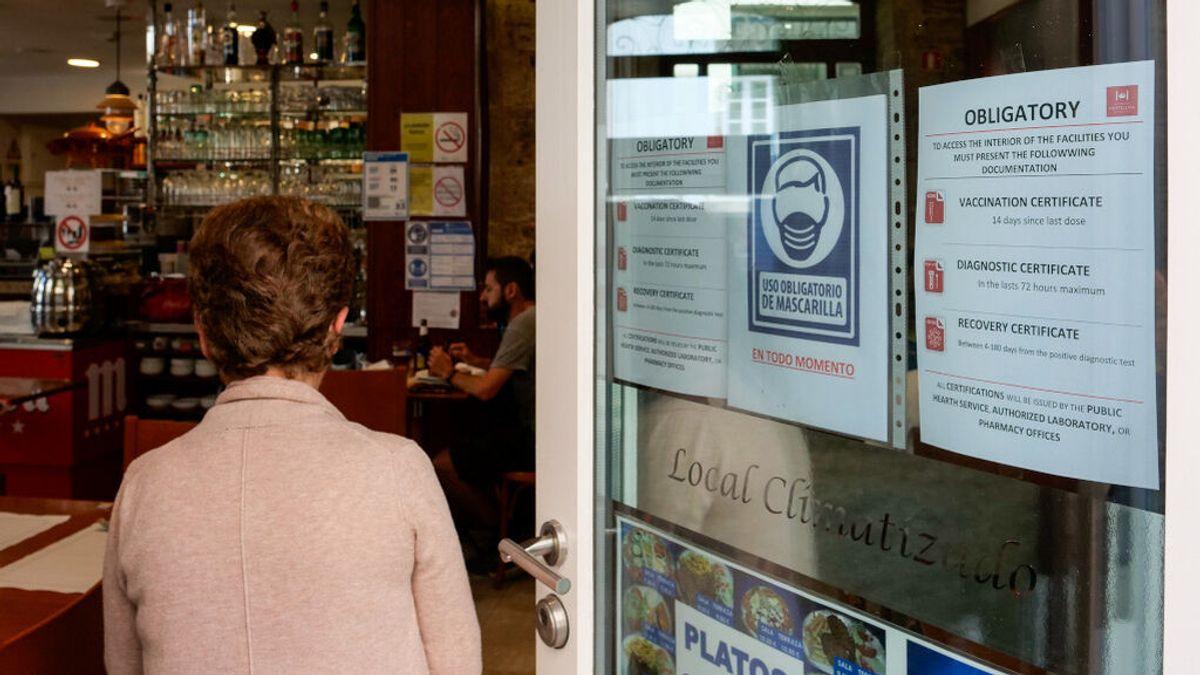 La hostelería gallega se dividirá en en dos niveles de seguridad, al margen de la situación sanitaria del municipio