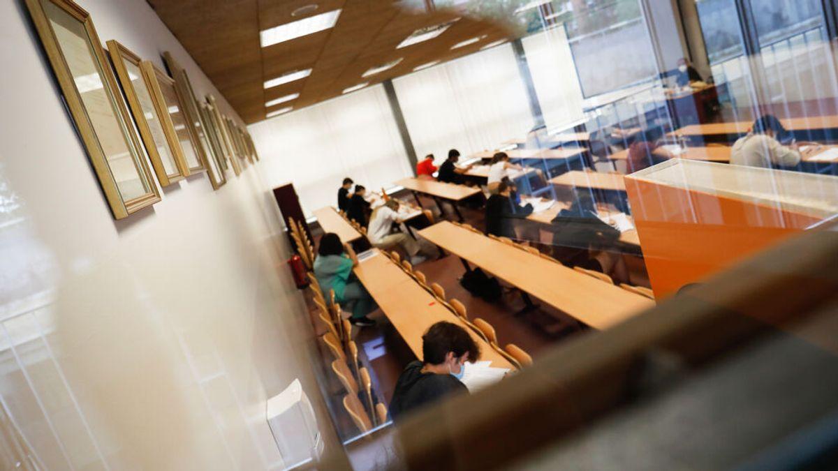 Sanciones por copiar en exámenes en la nueva Ley de Convivencia Universitaria