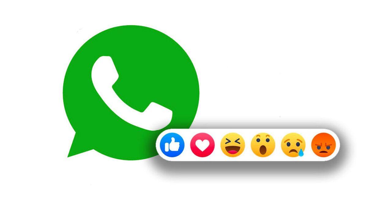 Así son las reacciones de WhatsApp: ¿cómo se ven y cómo se utilizan?
