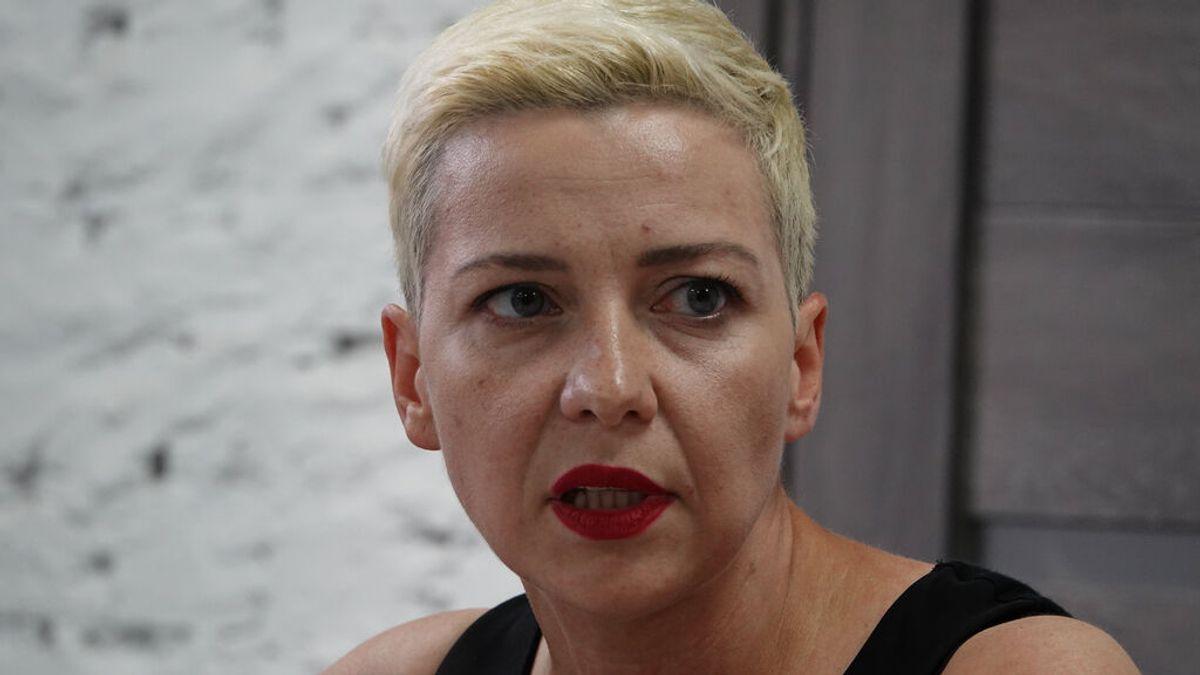 María Kolesnikova, la activista y opositora condenada por la Justicia de Bielorrusia