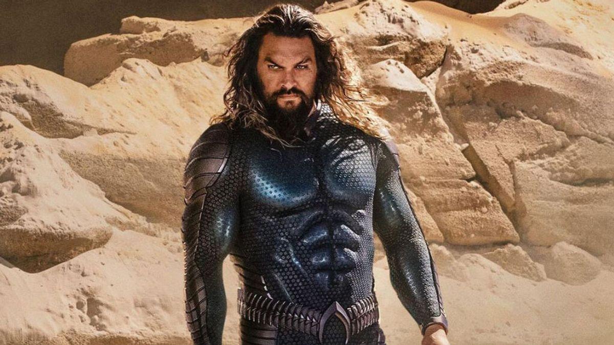 Se publican las primeras imágenes de Aquaman and the Lost Kingdom