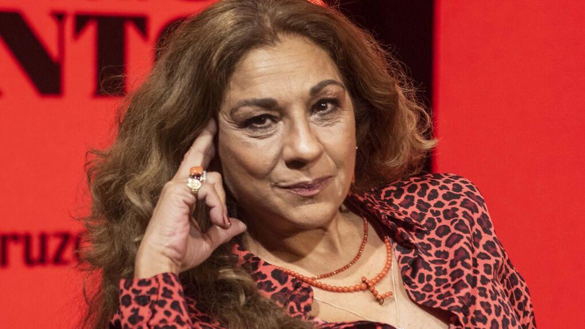 """Lolita Flores, última famosa lapidada por """"no ser feminista"""", deja las redes con portazo: """"Hasta nunca"""""""