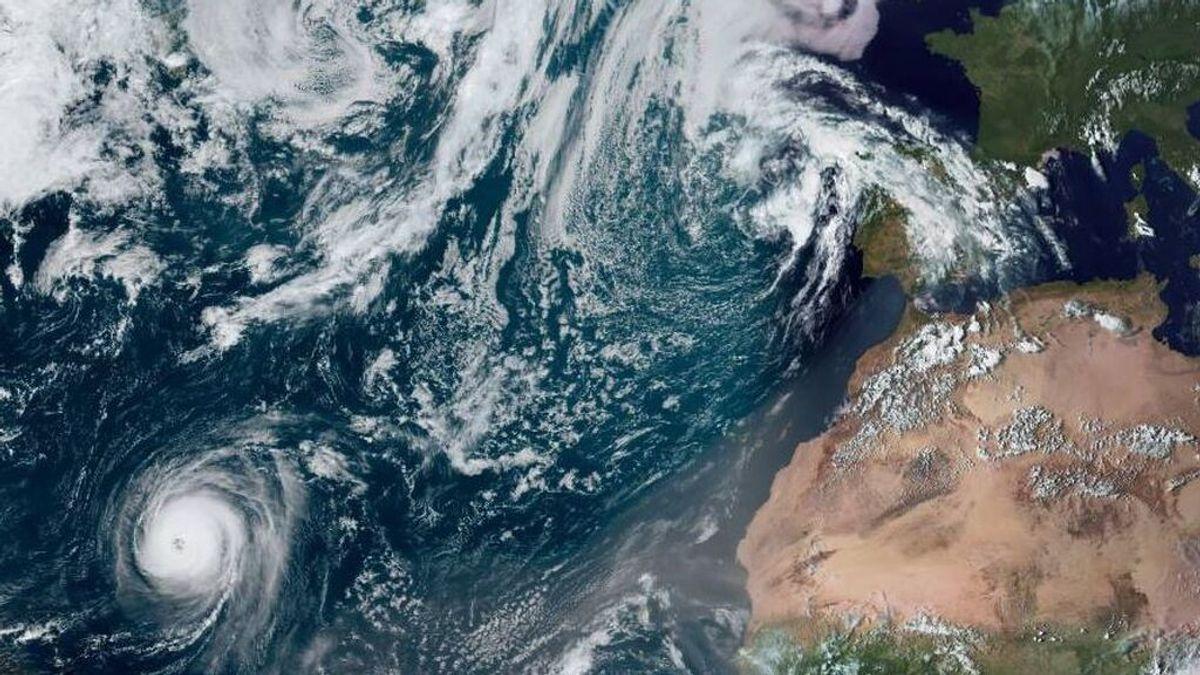 El huracán Larry pondrá en alerta a España: ¿cómo nos afectará y cuándo?