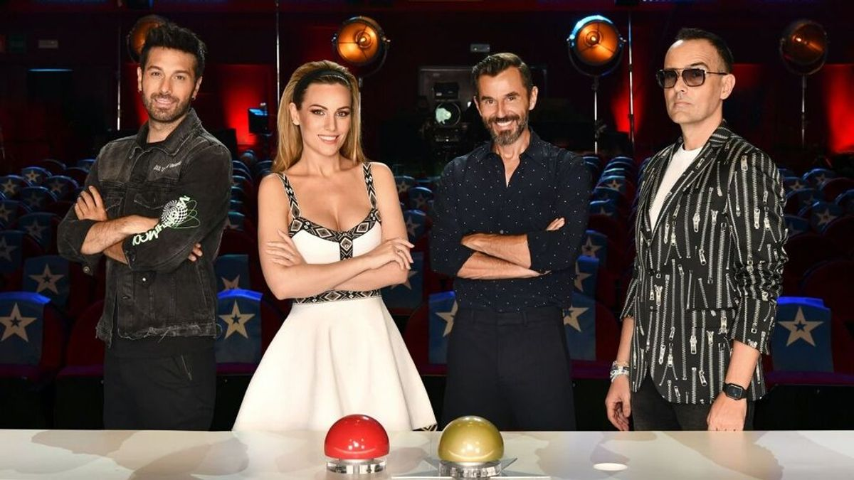 """El peor momento de Risto Mejide en 'Got Talent': """"Me sudaban las manos, algo muy fuerte estaba pasando"""""""