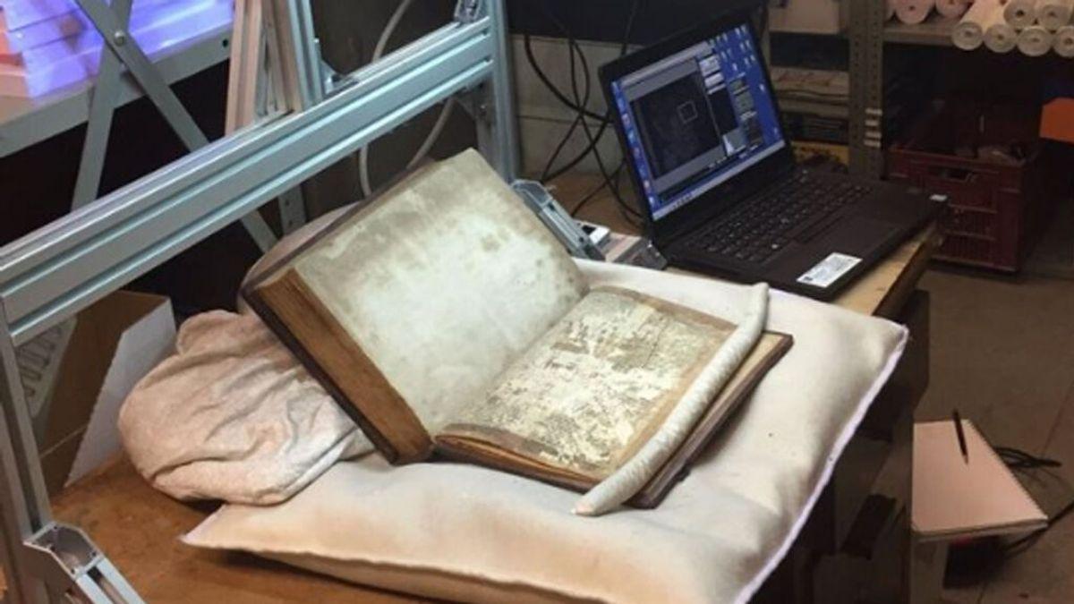 Descifran los textos manuscritos que sirvieron de base para la leyenda del Rey Arturo