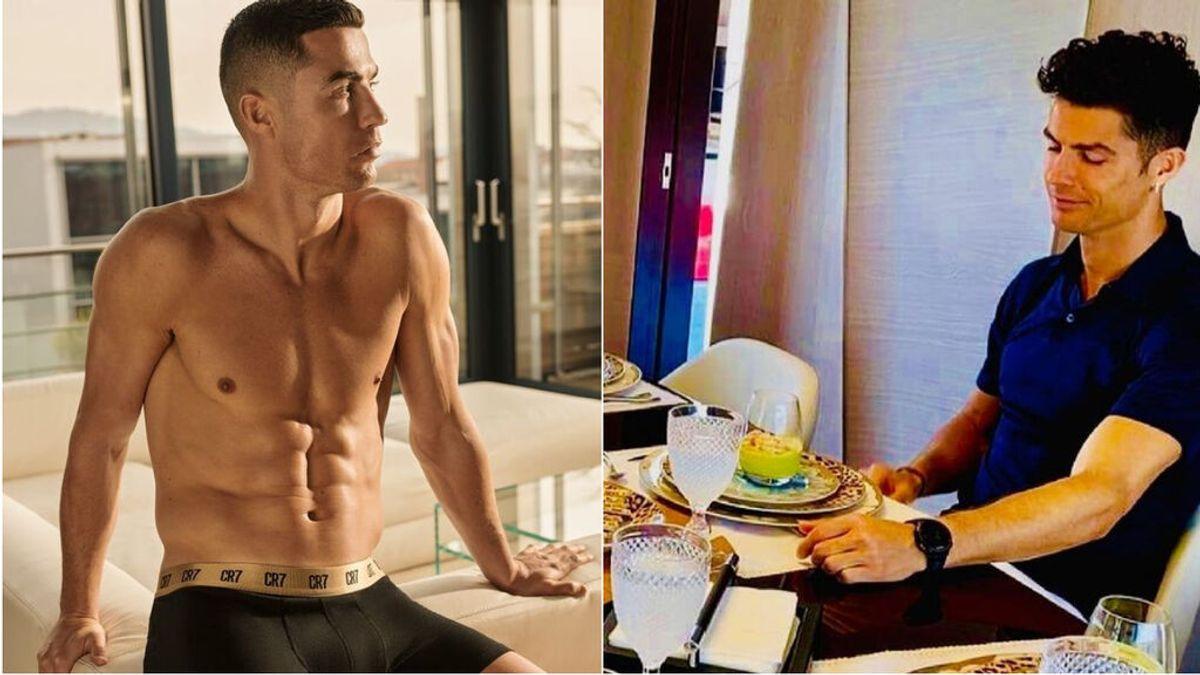 """El Chef de Cristiano Ronaldo desvela el secreto mejor guardado de su dieta 'austera': """"No hay alimentos caros"""""""