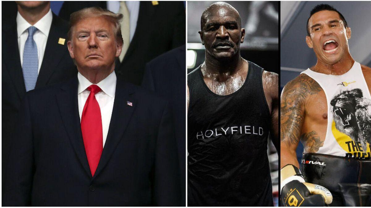 """El nuevo trabajo de Donald Trump tras abandonar la Casa Blanca: comentarista deportivo """"por 50 dólares"""""""