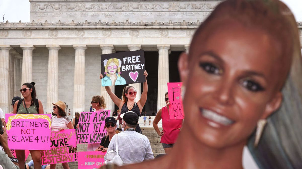 """La """"victoria absoluta"""" de Britney Spears: su padre pide formalmente a un tribunal el fin de la tutela sobre su hija"""