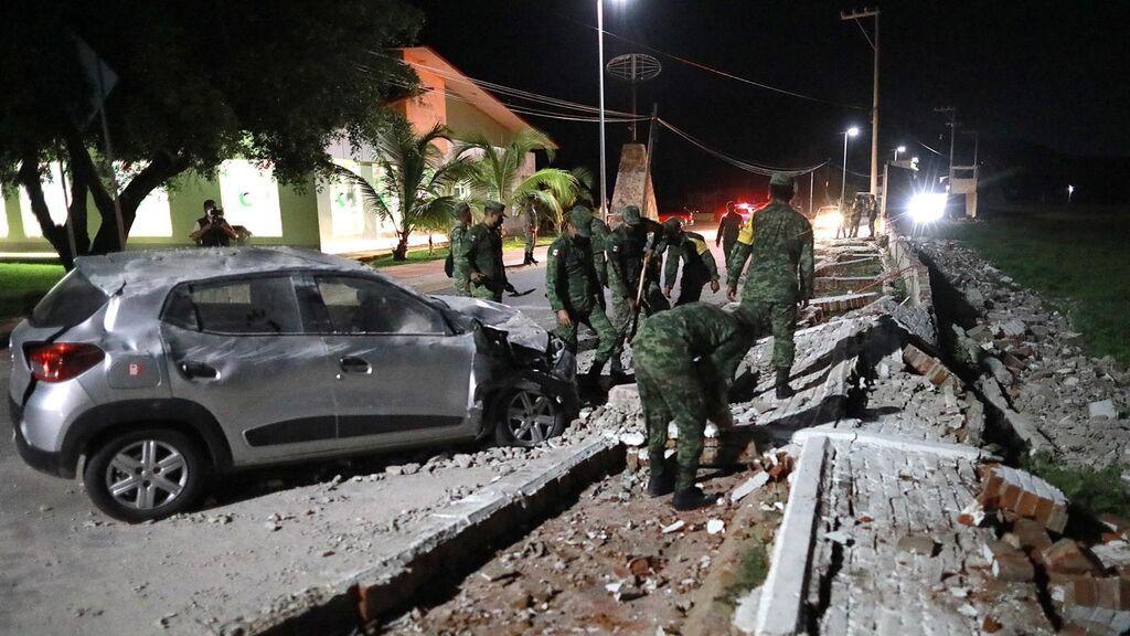 Un terremoto sacude México y deja un muerto