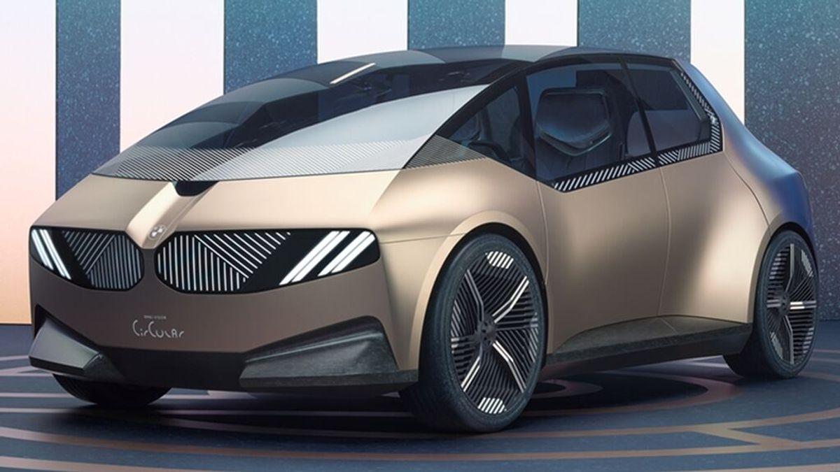 La economía circular ya tiene coche y BMW lo usará para ser la marca premium más sostenible en 2040
