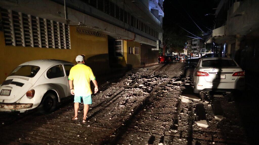 Al menos un muerto tras un terremoto de 7,1 que ha sacudido el centro y sur de México