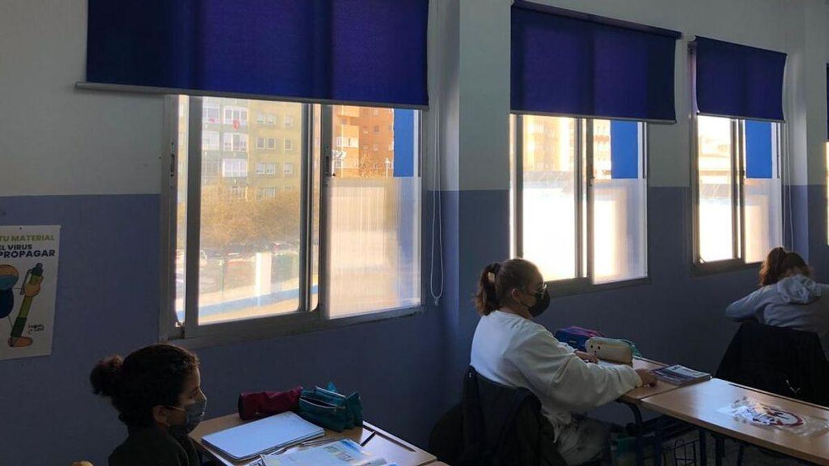 Cuatro de cada diez: Derechos Humanos sitúa  en  un 38,5% la tasa de abandono escolar en la Bahía de Cádiz