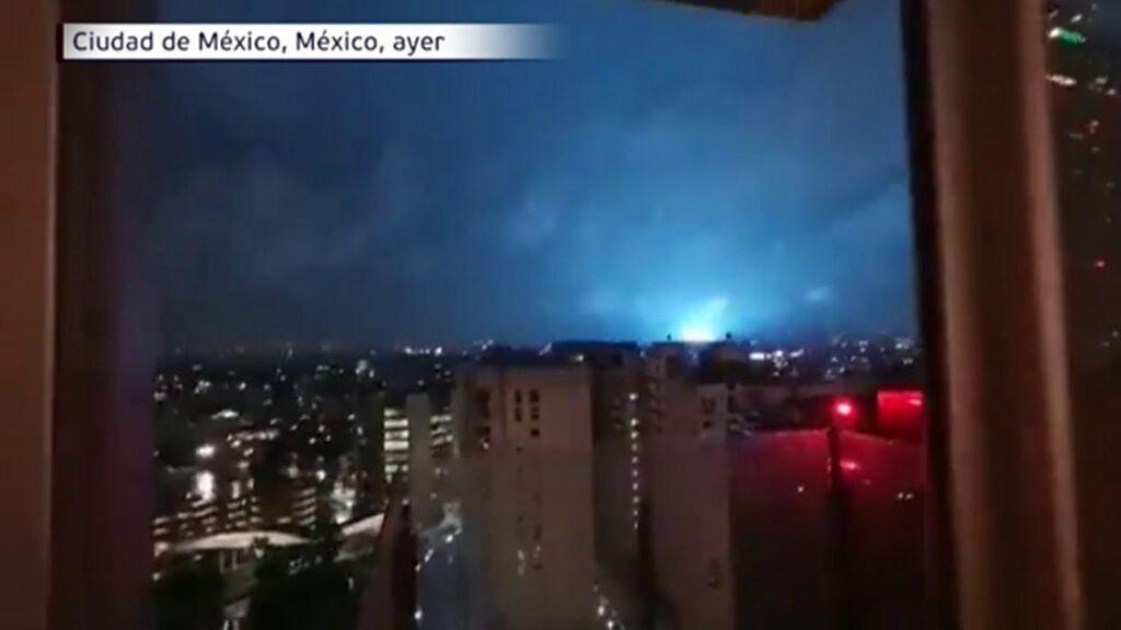 Terremoto de 7,1 en México: ¿Por qué se vieron destellos de luz durante el sismo?