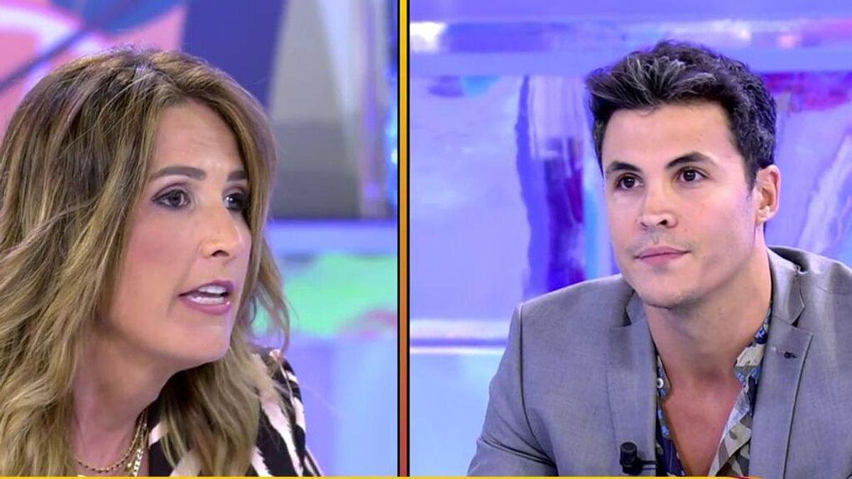 """Kiko Jiménez arremete contra Laura Fa tras su tremenda bronca en 'Sálvame': """"¿Esto hay que permitirlo?"""""""