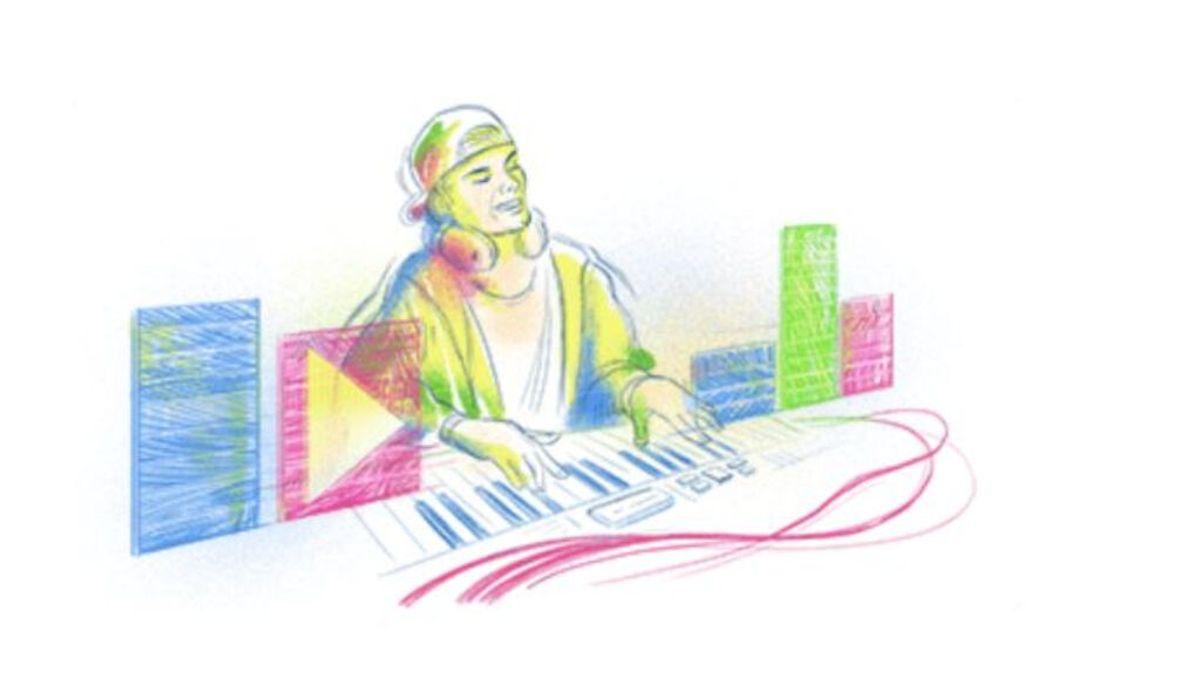 Google rinde homenaje al dj Avicii en el que hubiera sido su 32 cumpleaños