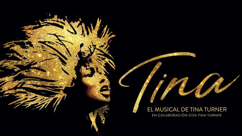 Cartel del musical de Tina