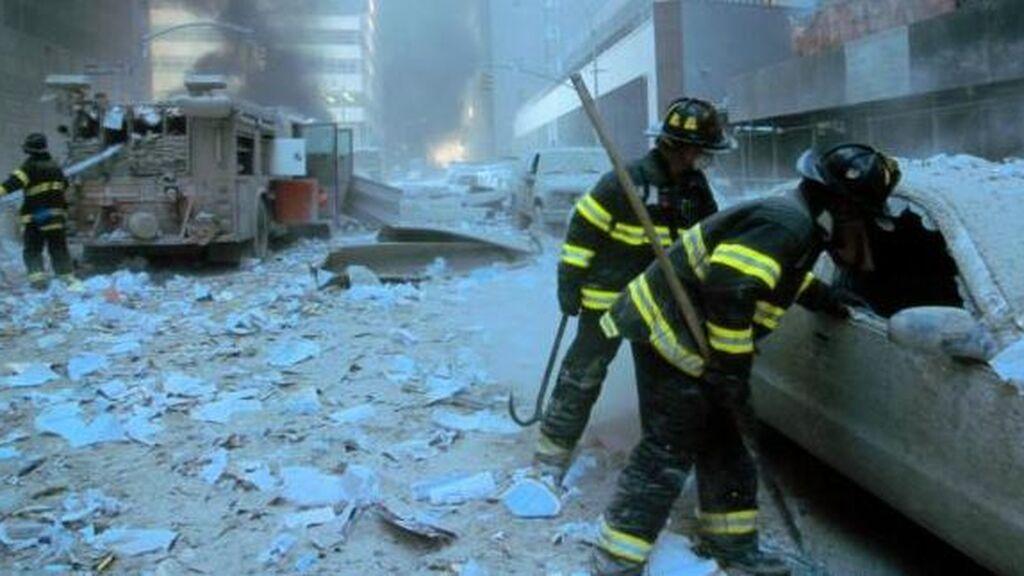 Identifican a dos víctimas de los atentados contra las Torres Gemelas de Nueva York de 2001