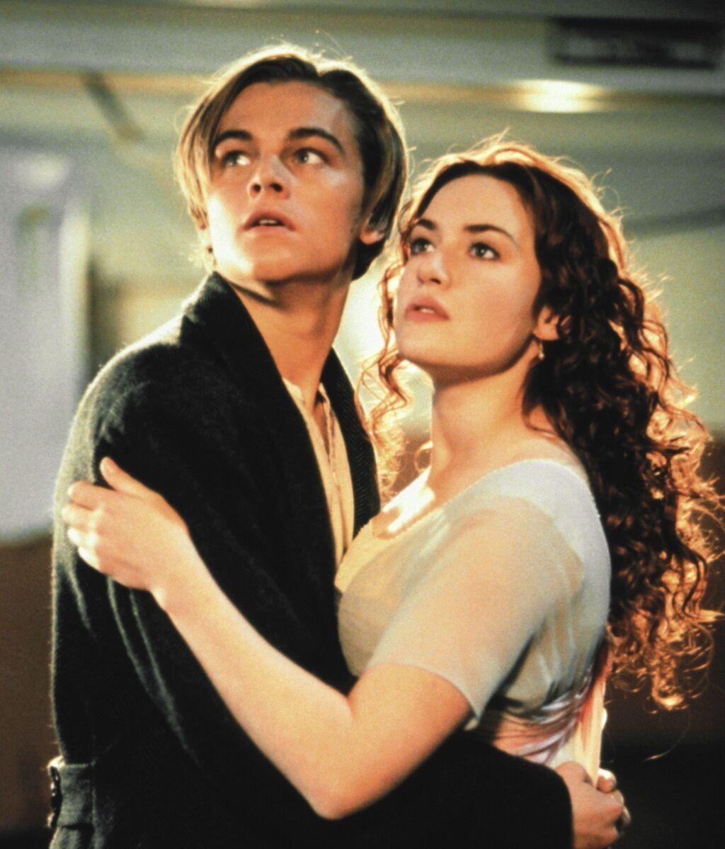 Rodaje de Titanic