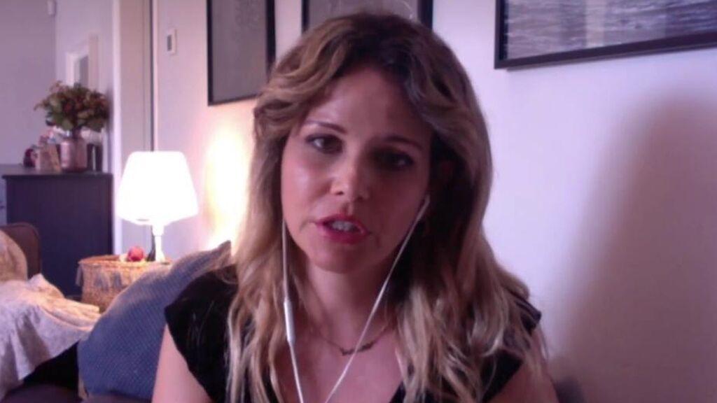 Sandra Serrano denuncia que sufrió violencia obstétrica