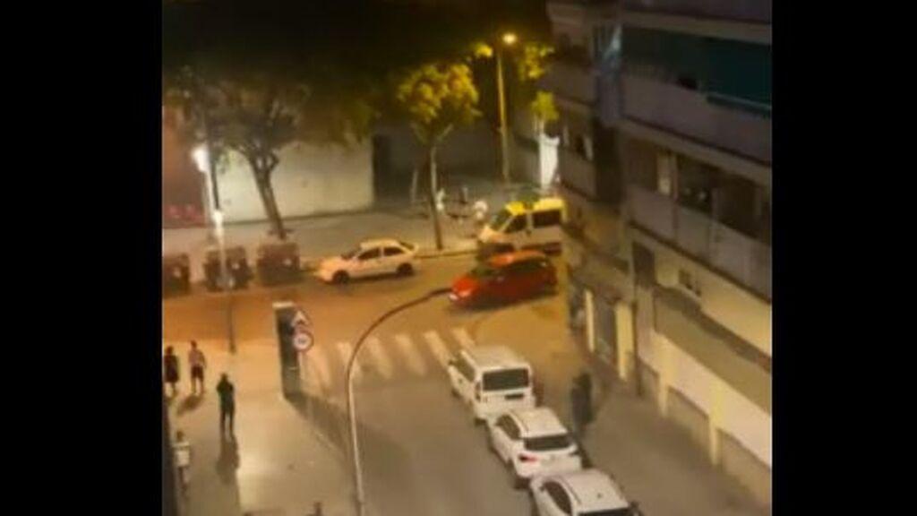 Dos familias se enfrentan a tiros en el barrio barcelonés de La Mina