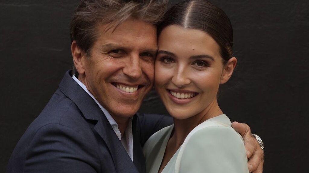 Manuel Díaz habla del futuro de su hija Alba
