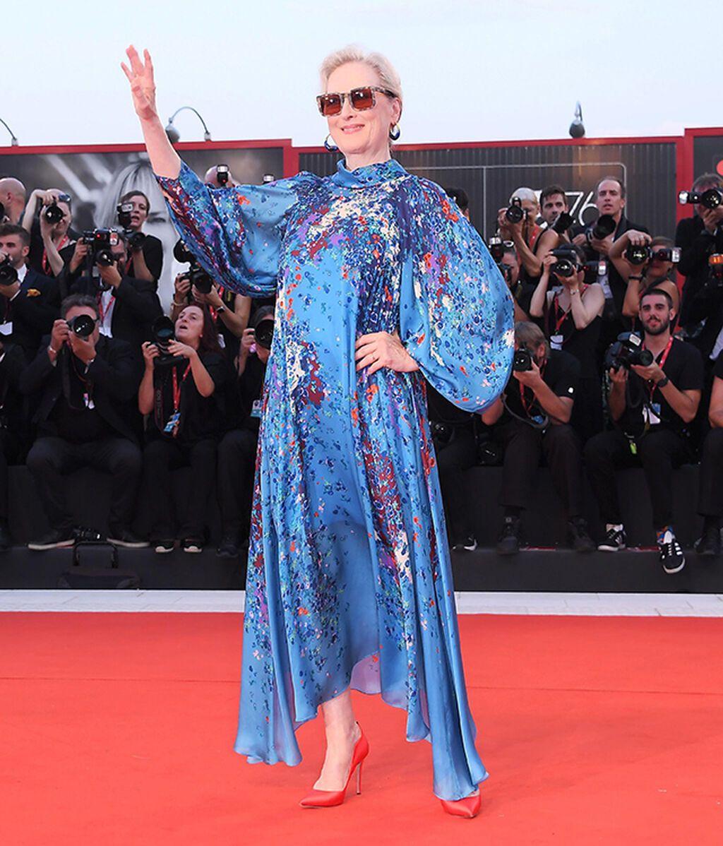 Meryl Streep, de Givenchy en 2019