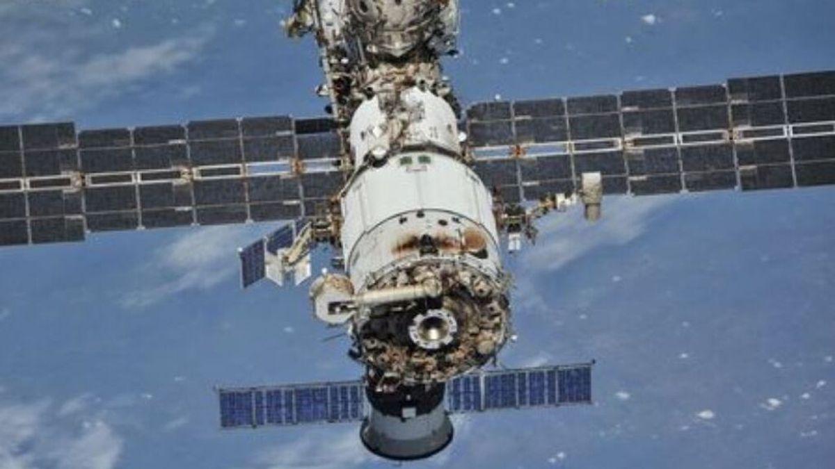 Salta la alerta por fuego en la Estación Espacial Internacional en el módulo ruso