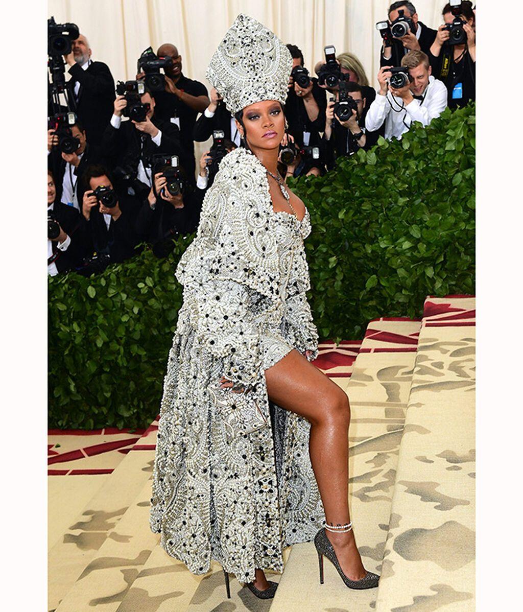 Rihanna, Maison Margiela en 2018