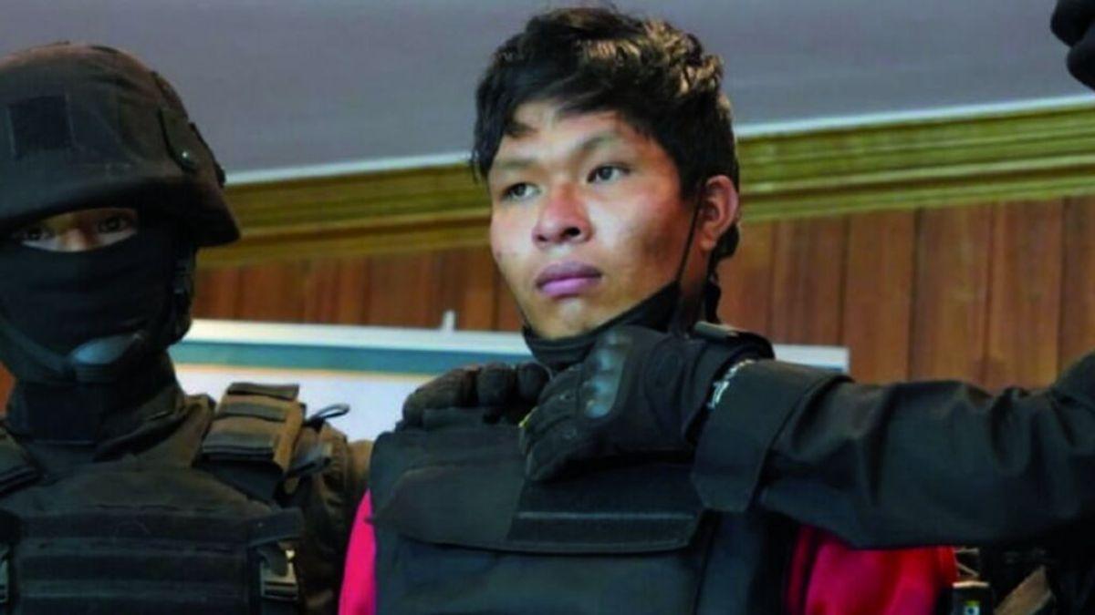 Matusalen, el asesino que ha conmocionado Bolivia tras descuartizar y hacer rituales con su exnovia muerta