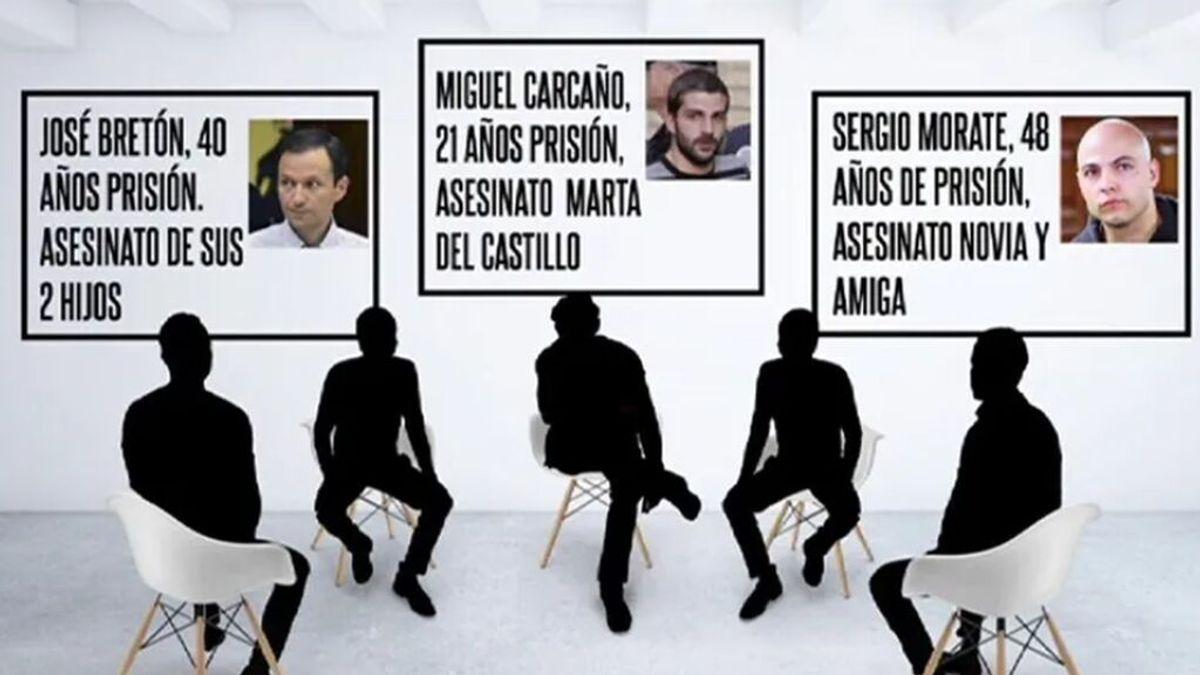 José Bretón reconoce que mató a sus hijos en su terapia conjunto con Carcaño y Sergio Morate
