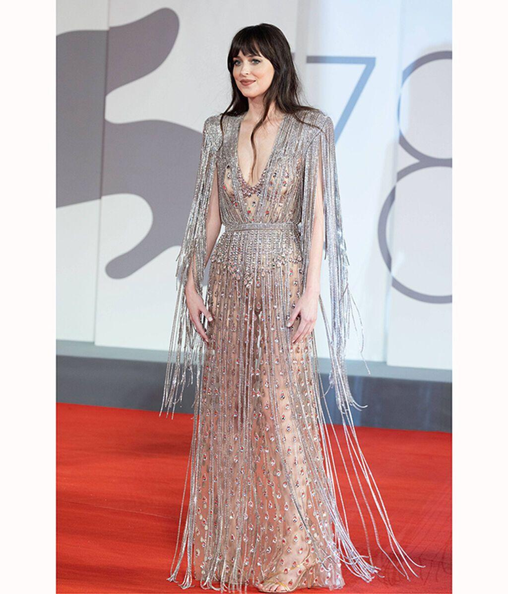 Dakota Johnson, de Gucci en 2021