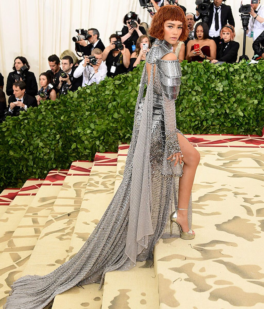 Zendaya, de Versace en 2018