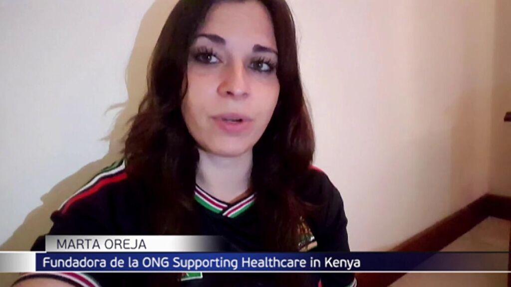 "Una española que fundó su propia ONG en Kenia, acusada ""falsamente"" de abuso infantil"