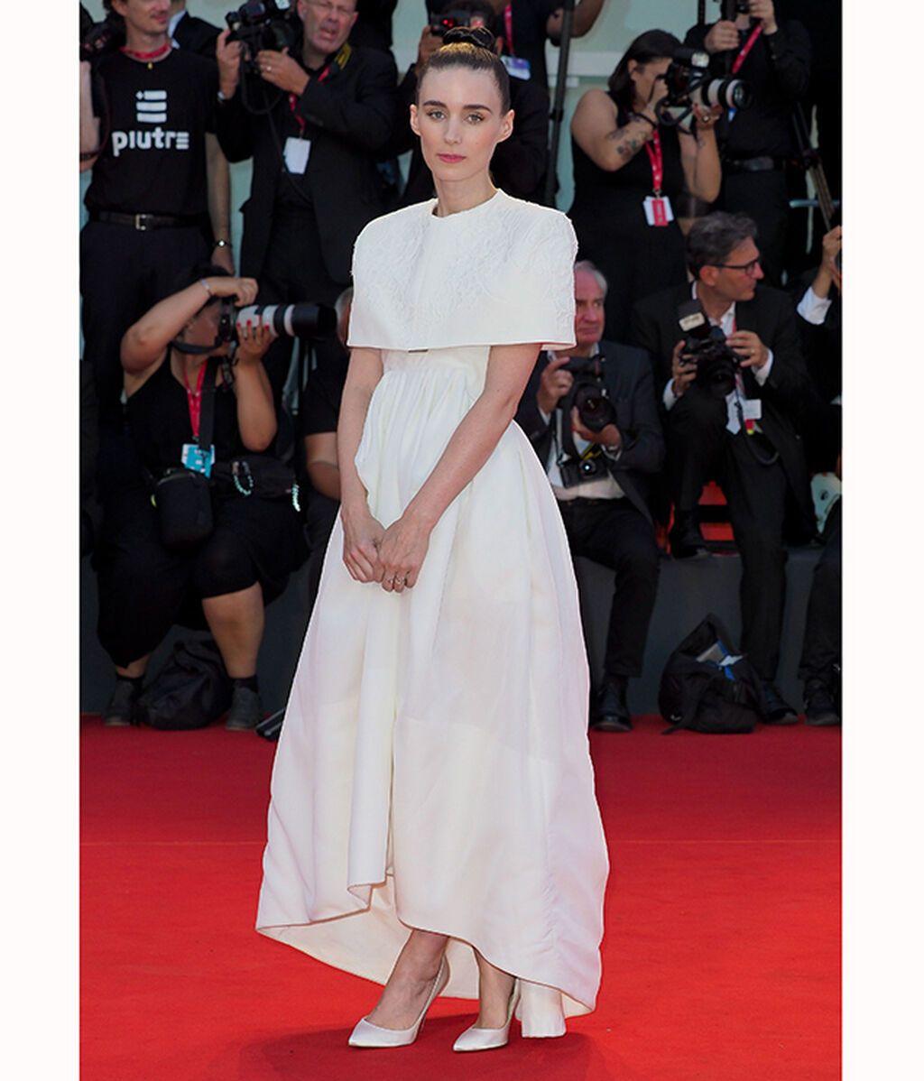 Rooney Mara, de Givenchy en 2019