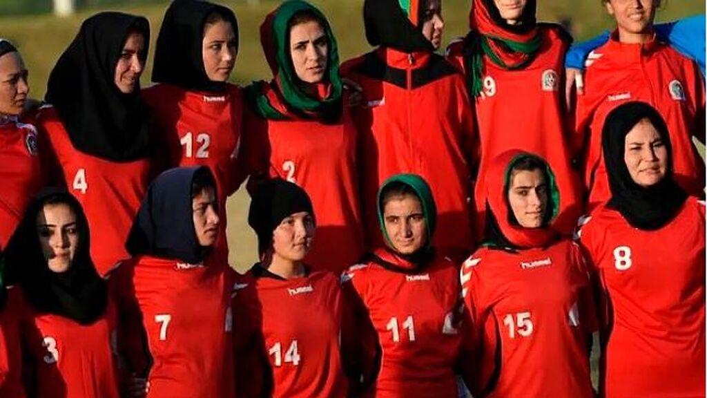Las mujeres afganas no podrán practicar deportes