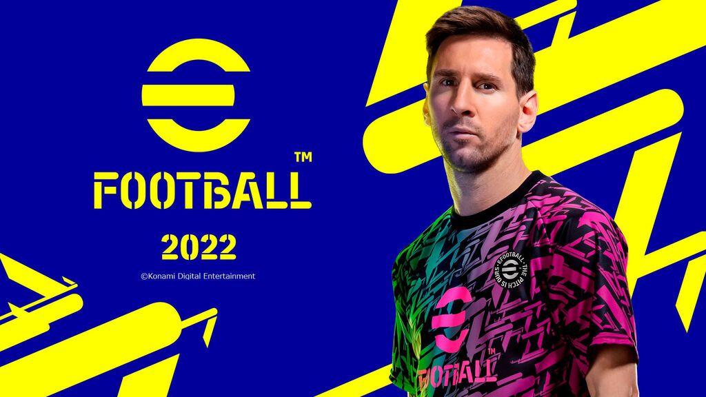 eFootball 2022: ¿se la juega Konami con esta nueva apuesta?