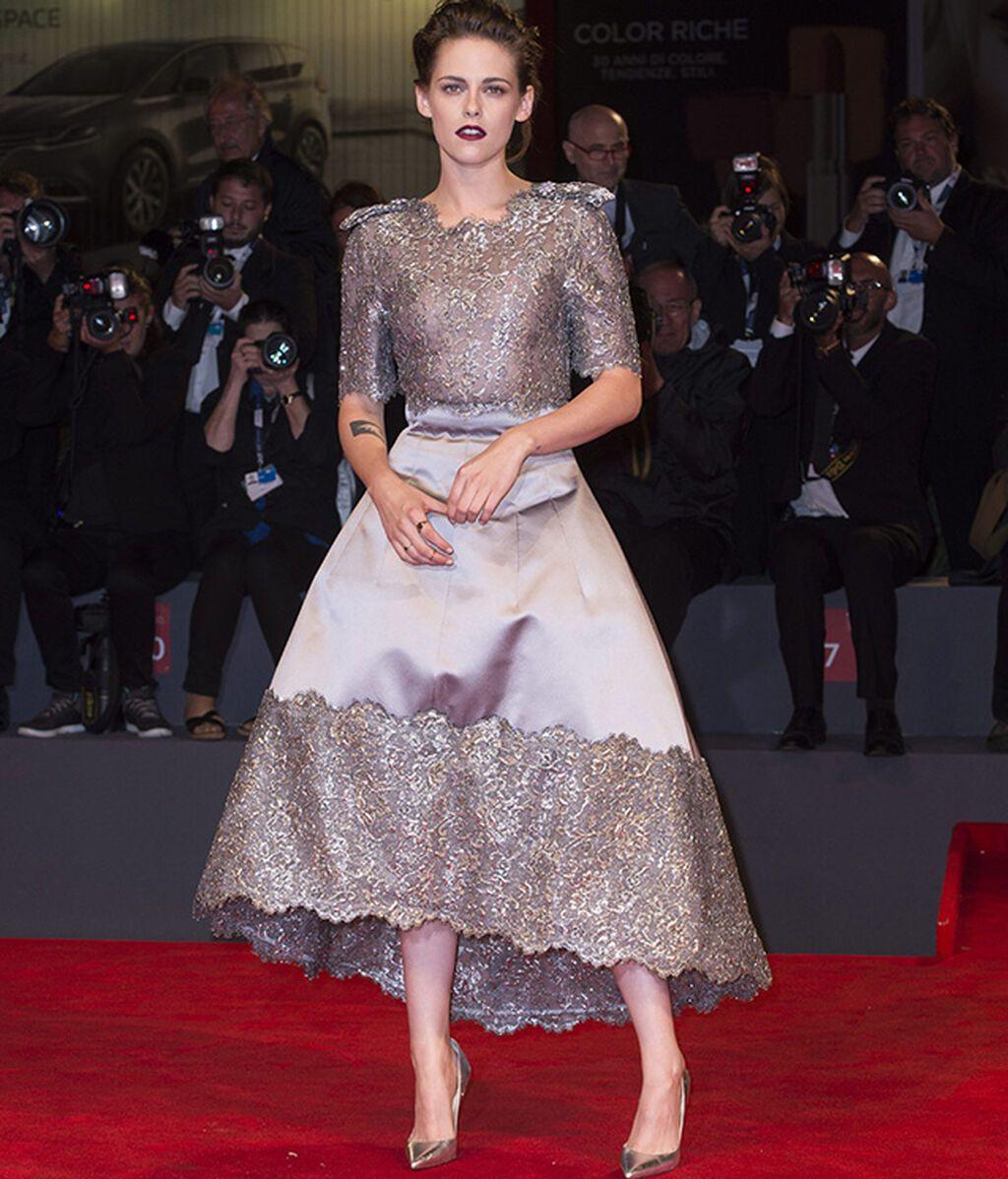 Kristen Stewart, de Chanel haute Couture en 2015