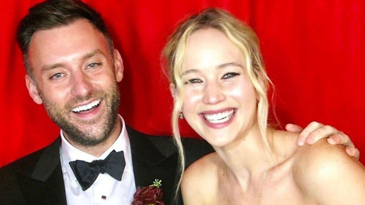 La actriz Jennifer Lawrence, embarazada de su primer hijo