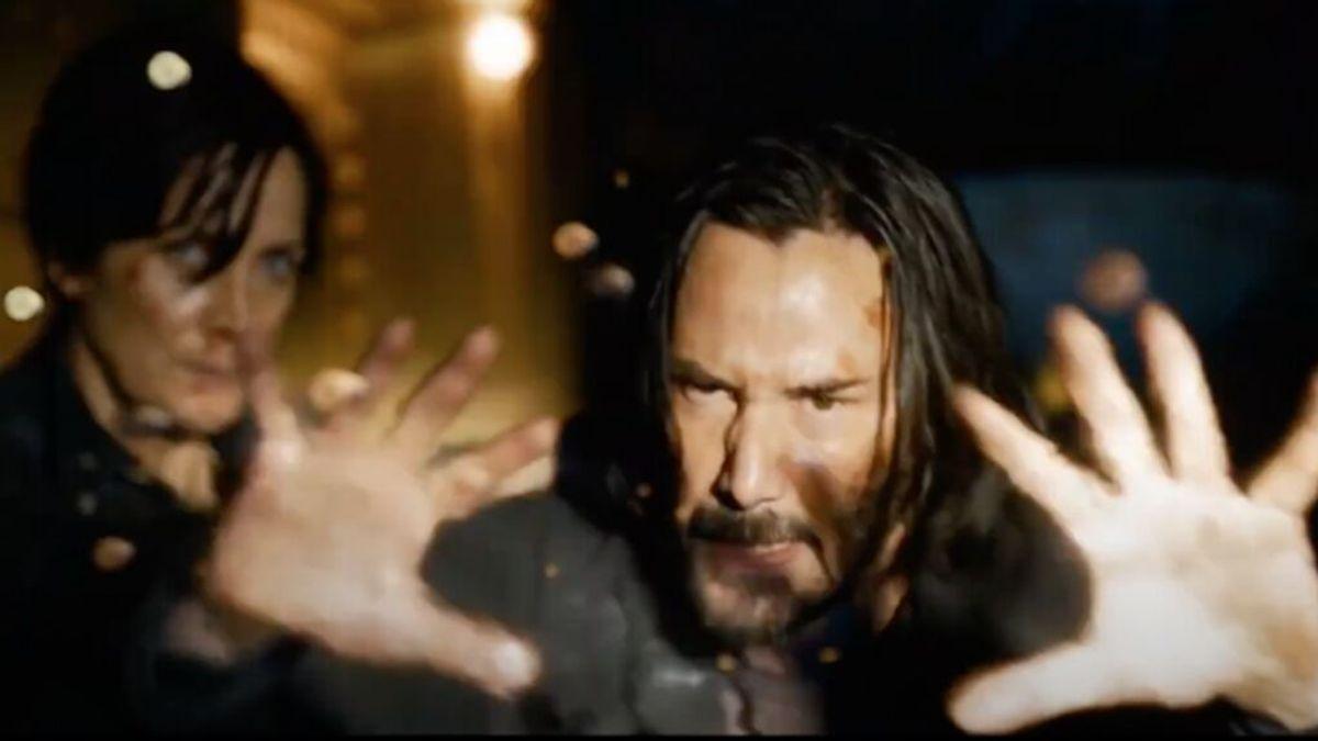 Espectacular tráiler de 'Matrix Resurrections', el regreso de Neo y Trinity en cines el 17 de diciembre