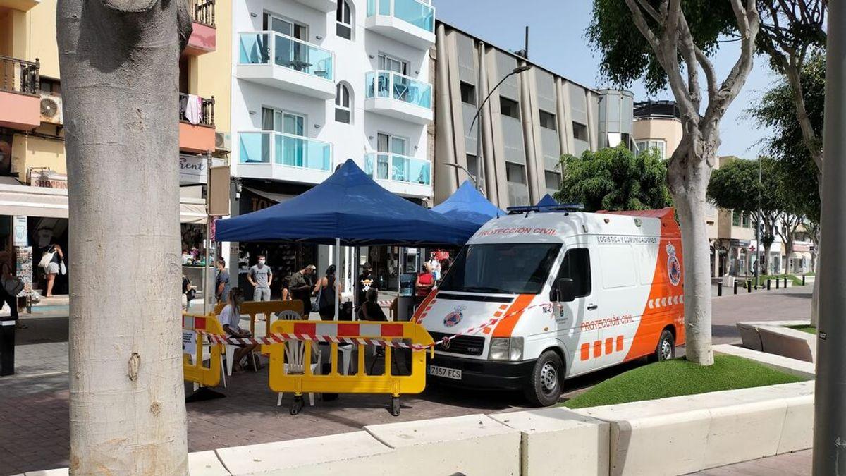 Detenidos tres okupas por agredir, robar y tirar a un hombre desde el tercer piso en Fuerteventura