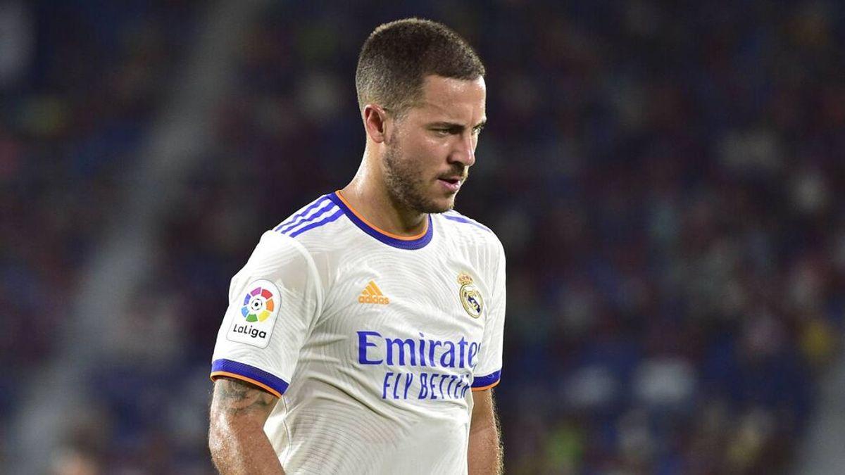 """El Real Madrid cree que Hazard brillará esta temporada: """"Va a producir un impacto. Ha vuelto a su nivel de 2019"""""""